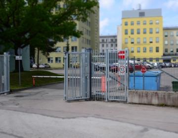 Väravad ja aiad